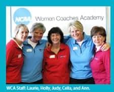NCAA Women Coaches Academy WCA
