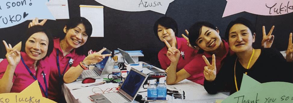 Japanese Women Coaches Academy