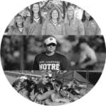 University of Notre Dame Softball Coaching Staff