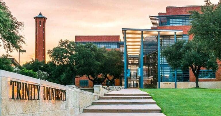 trinity-university-campus