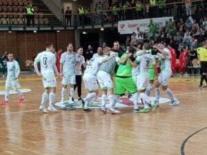 hungarian-futsal-team-HaladásVSE