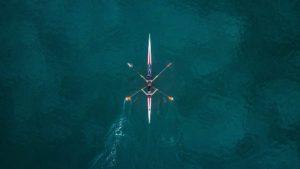 rowing-boat-in-ocean
