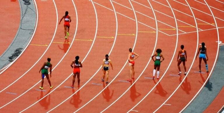 olympics-track