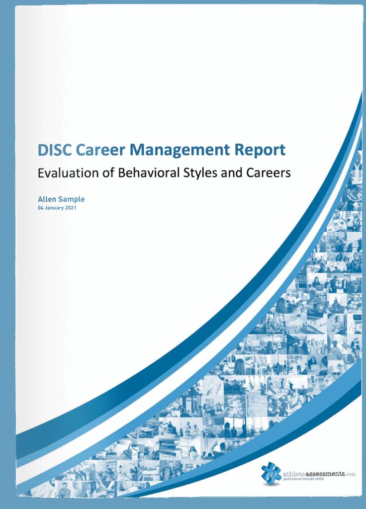DISC Career Management Report