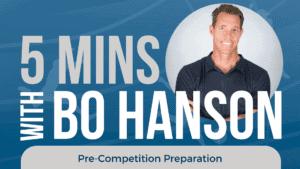 5 Minutes with Bo Hanson precomp prep cover