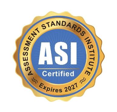 Athlete Assessments ASI Badge