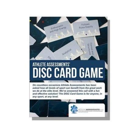 DISC Card Game